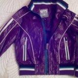 Куртка  polo sport boys italia,размер 104-110. Фото 1.