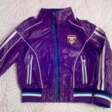 Куртка  polo sport boys italia,размер 104-110. Фото 2.
