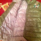 Куртка межсезонная. Фото 2.