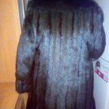 Шуба норковая 53-54 размера. Фото 4.