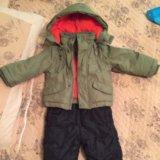 Куртка +комбинезон. Фото 1.