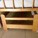 Кровать, кроватка детская. Фото 2.