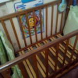 Кроватка детская аделина. Фото 3.