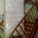 Кроватка детская аделина. Фото 4.