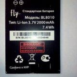 Аккумулятор  bl8010 б/у. Фото 1. Раменское.