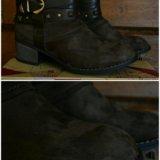Женские ботинки. Фото 3. Новосибирск.