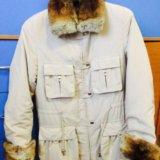 Куртка с подкладок кролика. Фото 2. Пермь.