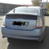Prius. Фото 1. Уссурийск.