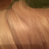 Натуральные волосы на заколке. Фото 1. Москва.