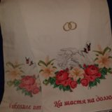 Вышивка крестом ручной работы под заказ. Фото 2. Краснодар.