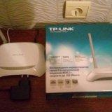 Wi-fi роутер idsl. Фото 3.