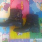 Молодежные и стильные ботиночки. Фото 1.