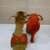 Туфли для танцев. Фото 1.