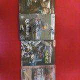 Игровые лицензионные диски. Фото 1.