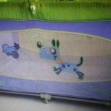 Манеж кровать jetem c3. Фото 1.