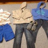 Вещи, обувь на мальчика3/4года. Фото 1.