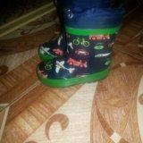 Сапожки резиновые. Фото 1. Тюмень.