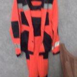 Новый рабочий костюм. Фото 1.