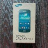 Samsung galaxy ace 3. Фото 1.