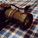 Canon digital rebel xti, он же canon eos 400d. Фото 1.