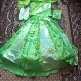 Платье для девочки подростка. Фото 2.