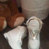Ботинки ноаые. Фото 1.