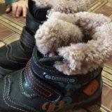 Тёплые ботинки. Фото 2.