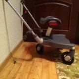 Подножка (подставка) к коляске для второго ребенка. Фото 2. Москва.