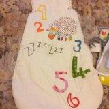 Набор из новых детских вещей для новорождённых. Фото 2.