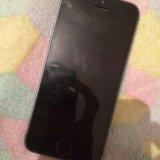 Iphone 5s 16gb black. Фото 1.