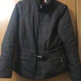 Утеплённая куртка. Фото 3.
