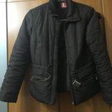 Утеплённая куртка. Фото 2.
