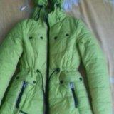 Зимняя курточка. Фото 1.