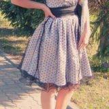 Платье на выпускной(торг). Фото 1. Новоалтайск.