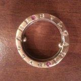 Золотое кольцо bvlgari эксклюзив. Фото 3.