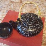 Набор для чайной церемонии, керамика, 420 мл. Фото 1.