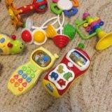 Пакет игрушек. Фото 3.