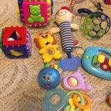 Пакет игрушек. Фото 2.