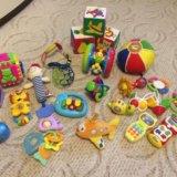 Пакет игрушек. Фото 1.