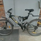 Велосипед. Фото 4. Омск.
