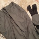 Утепленные брюки. Фото 2.