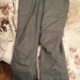 Утепленные брюки. Фото 4.
