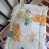 Детская кроватка. Фото 1. Новосибирск.
