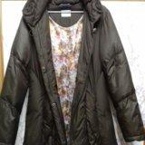 Осенне-зимняя куртка. Фото 3.