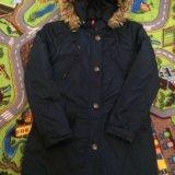 Куртка-парка женская. Фото 1.