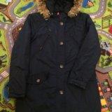Куртка-парка женская. Фото 2.