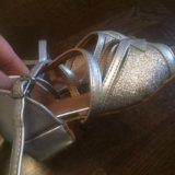 Танцевальные туфли для девочки. Фото 2.