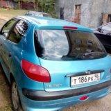 Peugeot 206. Фото 3. Полевской.