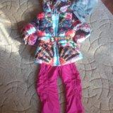 Куртка новая 3-4 года. Фото 1. Ростов-на-Дону.