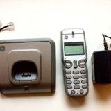 Радио телефон tomson. Фото 1.